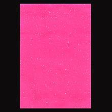Набір м'який Фетр з глит., рожевий, 21*30см (10л)