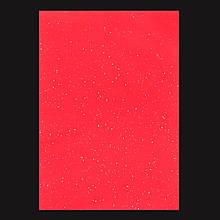 Набір м'який Фетр з глит., червоний, 21*30см (10л)