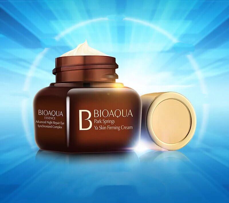 Ночной восстанавливающий, увлажняющийкрем для кожи вокруг глаз BIOAQUA Nightpair Eye Cream 20g