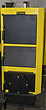 Твердотопливный котел Kronas Unic-P 17 кВт, фото 2
