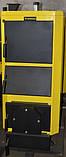 Твердотопливный котел Kronas Unic-P 35 кВт, фото 2