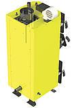 Твердотопливный котел Kronas Unic 20 кВт, фото 2