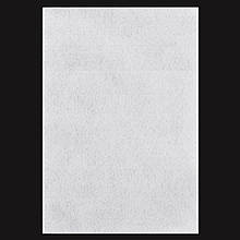 Набор Фетр жесткий, белый, 60*70см (10л)