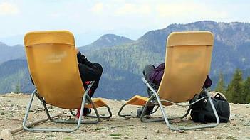 Раскладные туристические кресла