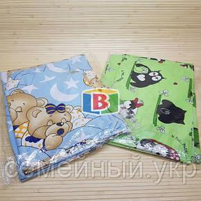 Детское сменное постельное белье в кроватку 3в1 , фото 2