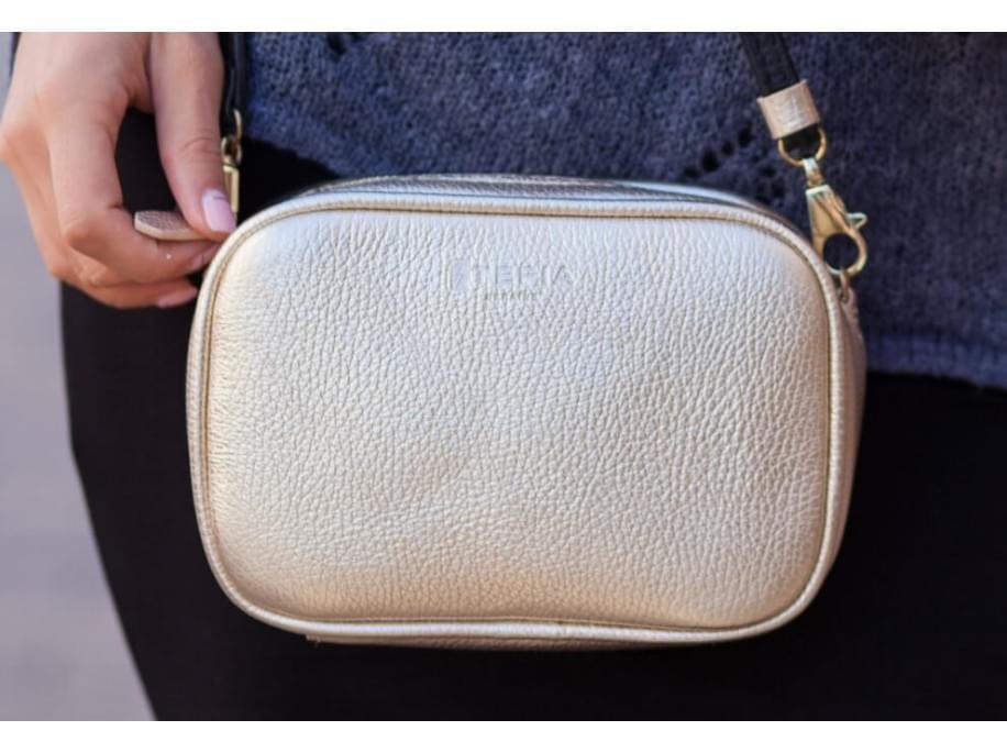 Женская сумка Tefia Pm-01-Gold
