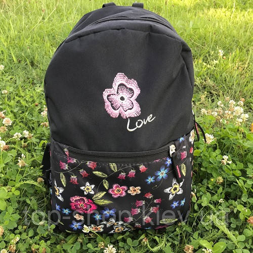 Школьный рюкзак городской для девушки
