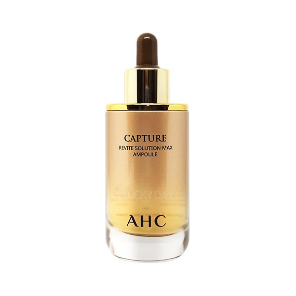 Сыворотка антивозрастная восстанавливающая A.H.C Capture Revite Solution Max Ampoule 50ml