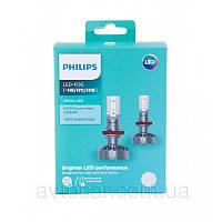 Лампы cветодиодные Philips Ultinon FOG H8/H11/H16 LED 11366ULWX2