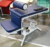 Стіл проктологічний(електричне регулювання висоти)