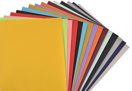 Наб.№ 11 цв.бумаги перламутровой А4(15л)                                                  , фото 2