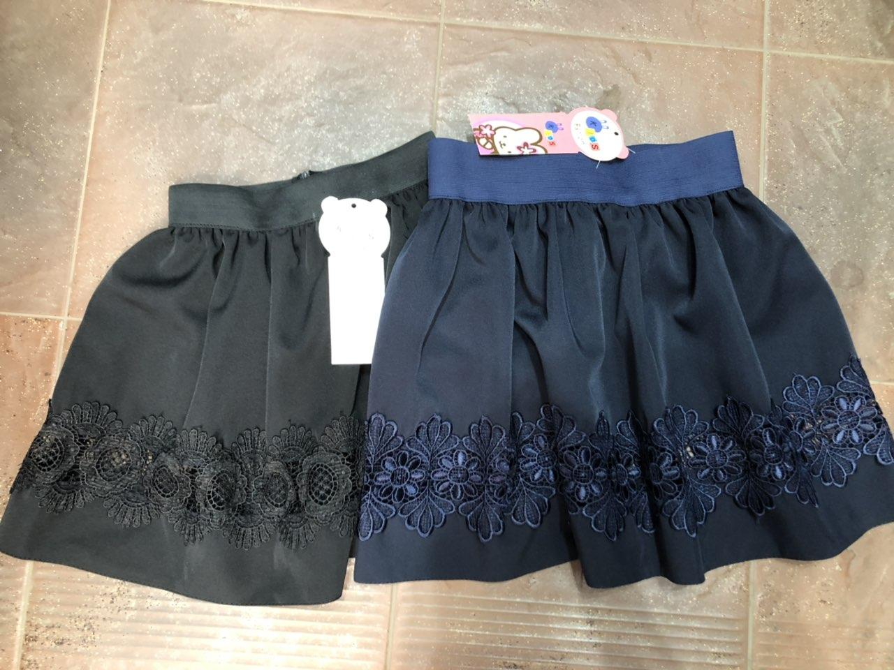Школьная юбка на резинке