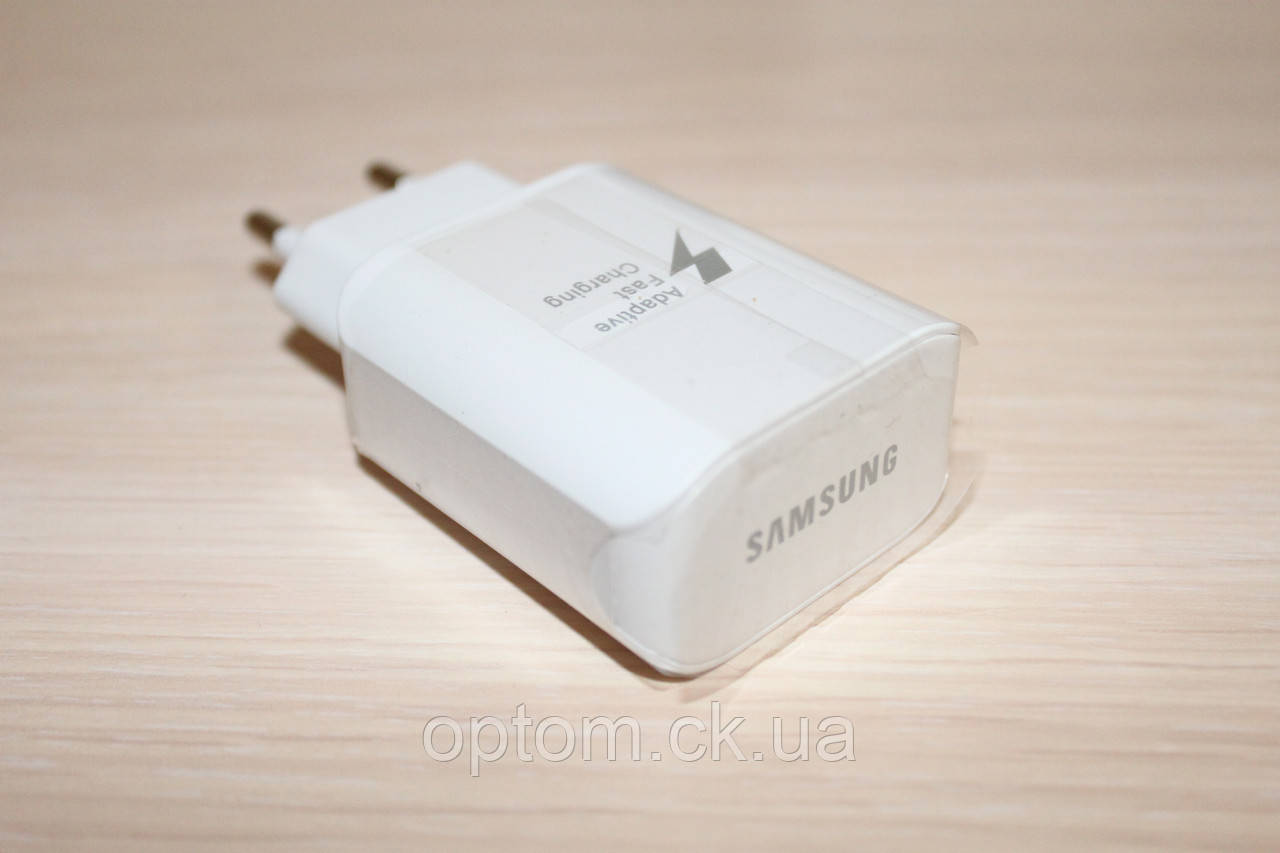 Зарядка Samsung D5 2A Fast Charge White