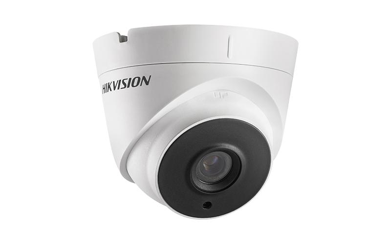 5 Мп Turbo HD видеокамера Hikvision DS-2CE56H0T-IT3E (2.8 мм)