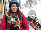 Роздача листівок Київ, фото 2