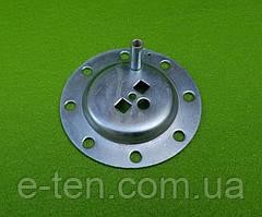 Фланец металлический Ø120мм / на 8 отверстий (с местом под анод М8) под мокрый тэн для бойлеров Klima Hitze