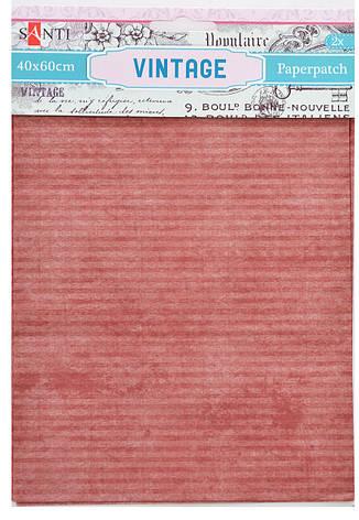 Бумага для декупажа, Vintage, 2 листа 40*60 см                                            , фото 2