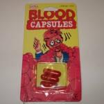 Капсулы сискусственной  кровью, фото 2