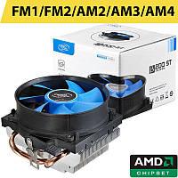 Кулер для процессора Deepcool Beta 200 ST AM4/AM3+/AM3/AM2+/AM2/FM2+/FM2/FM1
