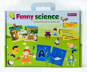 "Набор для творчества ""Funny science"" ""Украинский алфавит""                                 , фото 2"