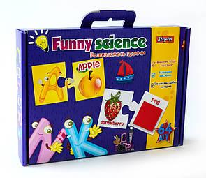 "Набор для творчества ""Funny science"" ""Английский алфавит""                                 , фото 2"