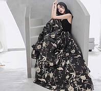 Вечернее платье. Вечірня сукня. Очень красивое черное вечернее платье