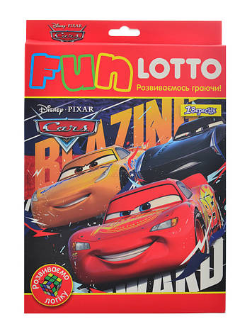 "Игровой набор ""Funny loto"" ""Cars""                                                         , фото 2"