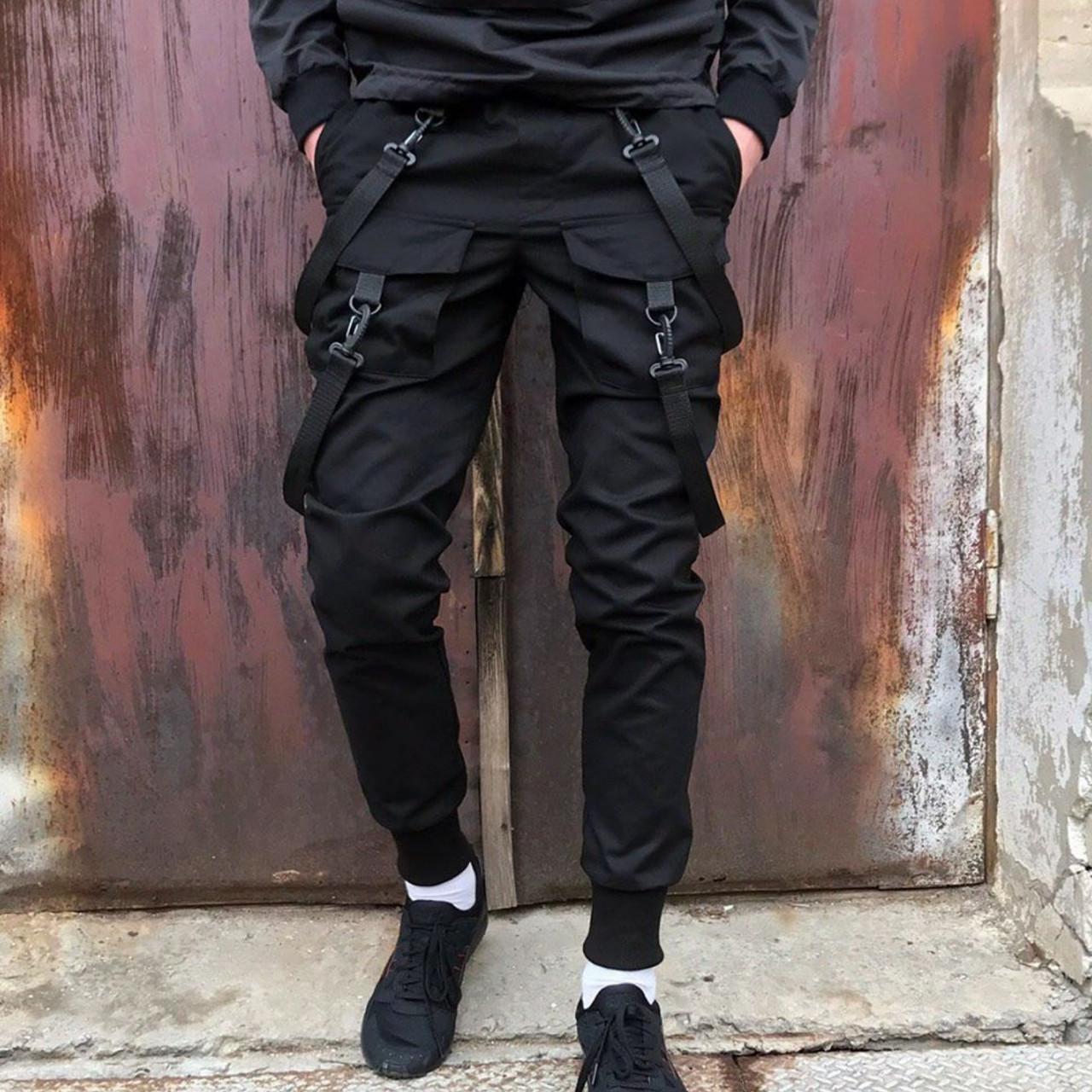 Мужские котонновые штаны  пд787