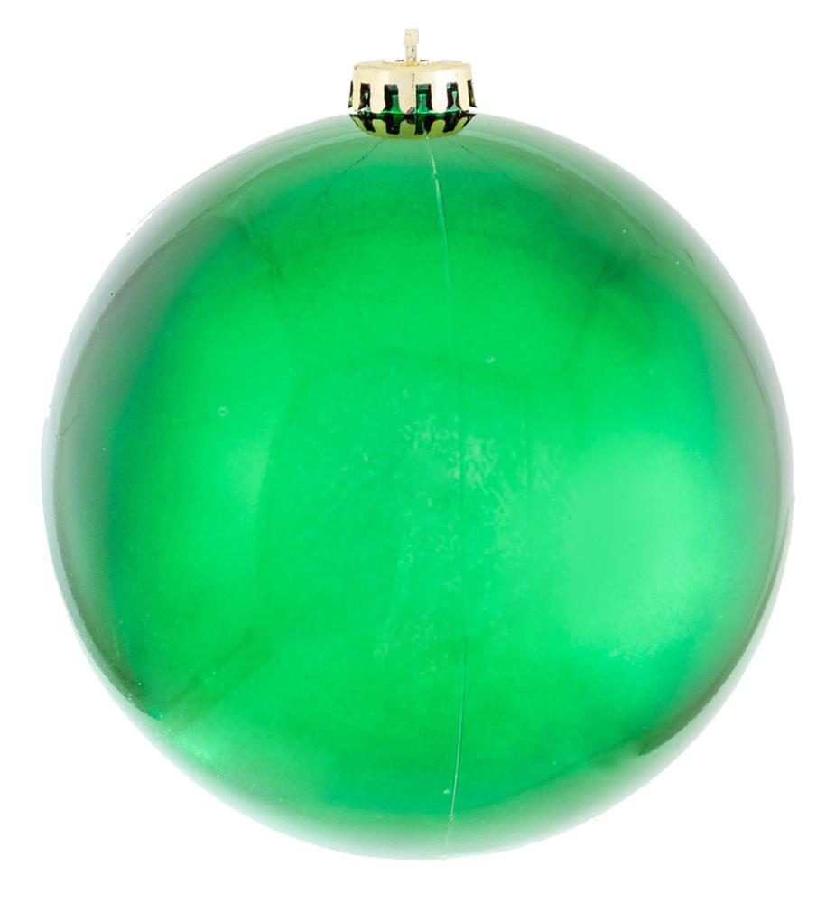 Шар Yes! Fun d-15 cм зеленый блестящий