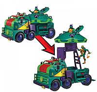 Боевой транспорт серии Эволюция Черепашек Ниндзя Фургон