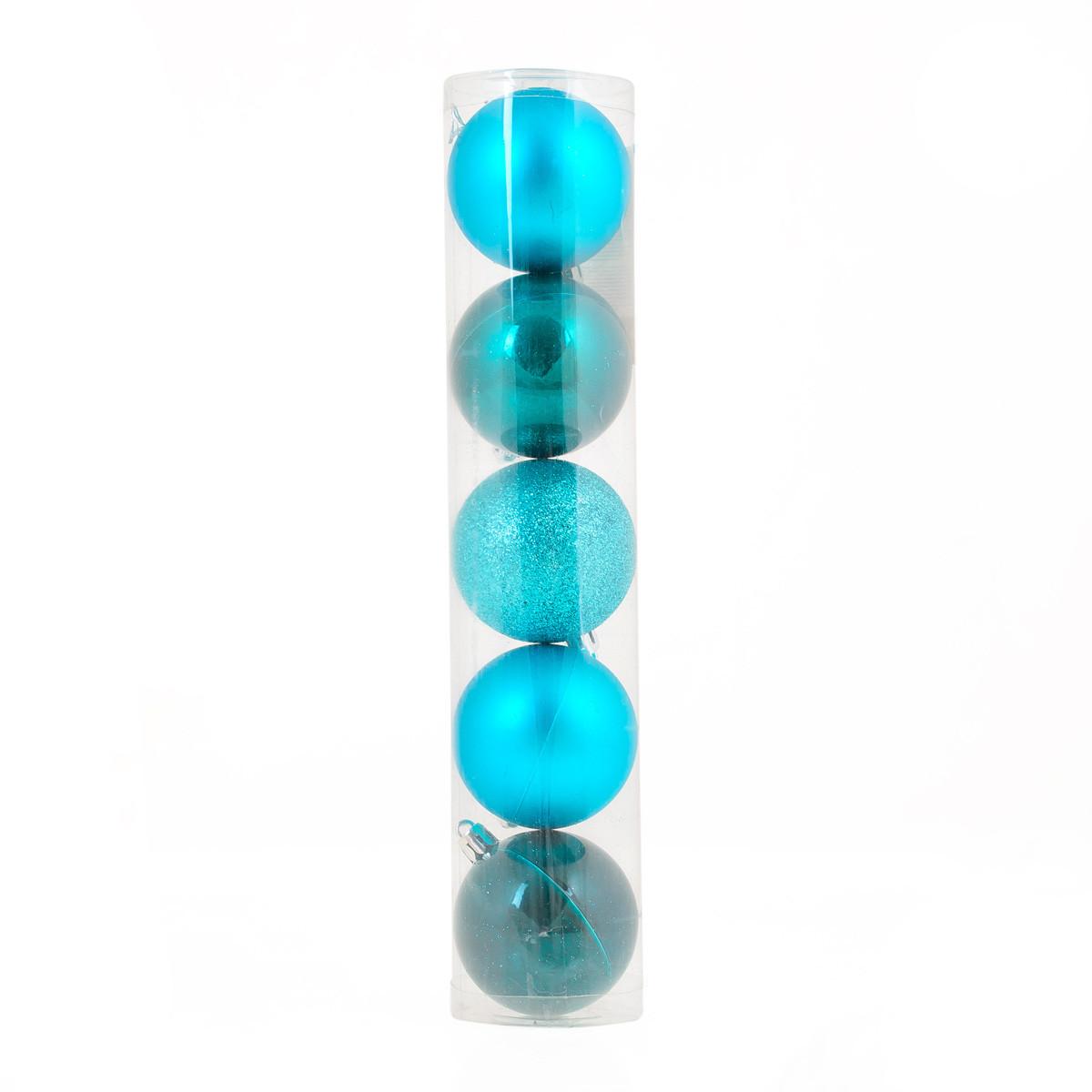 Шар Yes! Fun d-6 cм 5 шт/уп, светло-голубой