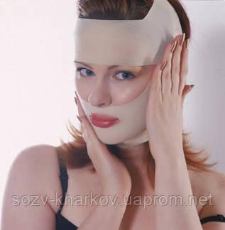 Контурна маска для ліфтинг-тейпирования Gezatone