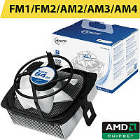 Кулер для процессора Arctic Alpine 64 GT AM4/AM3+/AM3/AM2+/AM2/FM2+/FM2/FM1 4 пин (UCACO-P1600-GBA01)