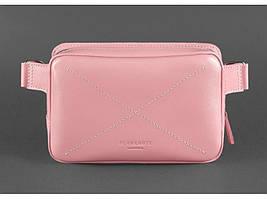 СУМКА ПОЯСНАЯ DROPBAG MINІ (РОЗОВЫЙ ПЕРСИК) bn-bag-6-pink-peach