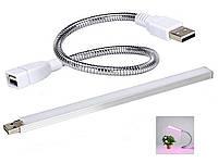 Фитосветильник настольный Fitolampy USB светодиодный 5W