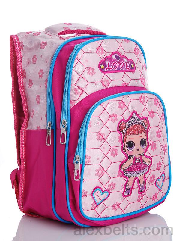 Шкільний рюкзак дитячий «L. O. L.»