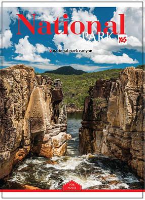 """Тетрадь А5/80 од.спираль """"National park"""" YES                                              , фото 2"""