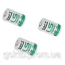 Литиевая батарея SAFT LS14250 1/2 AA Size 3,6В 1200 мАч, Li-SOCl2, фото 3