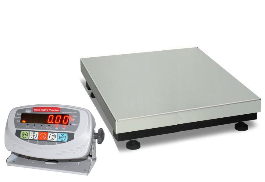 Весы товарные Axis BDU60-0607-Б без стойки