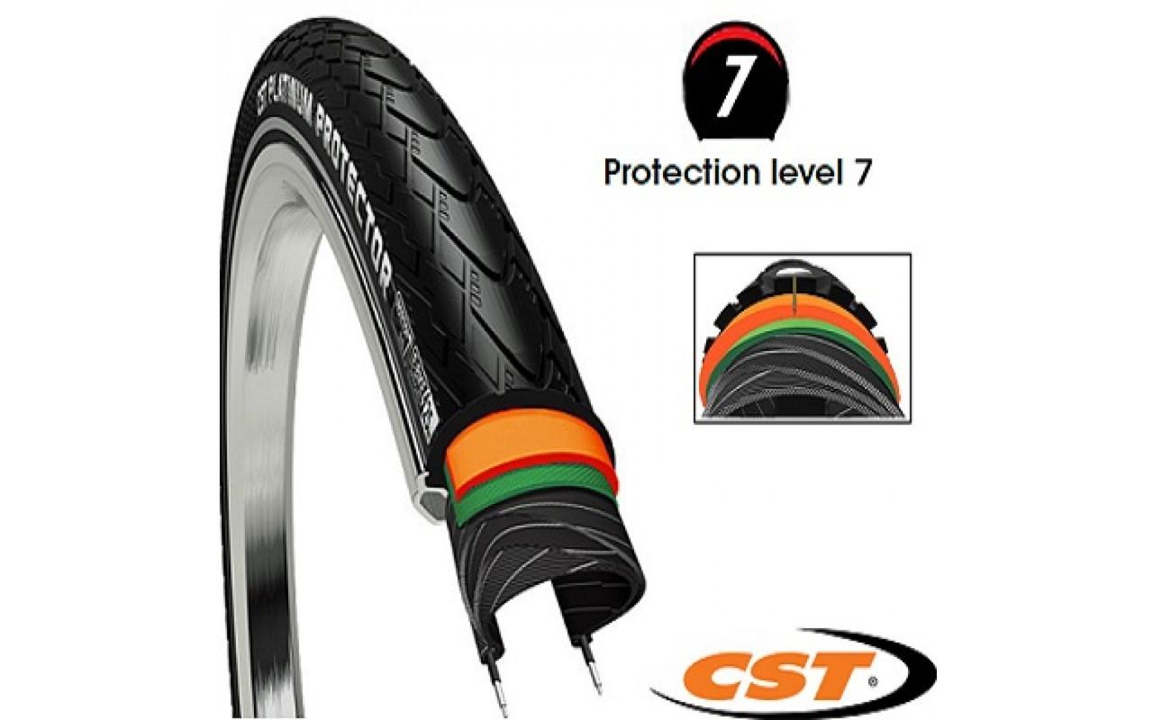 Покрышка CST C1920 700x47c Platinum Protector