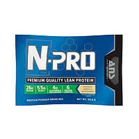 Комплексний протеїн ANS Performance N-PRO Premium Protein молочний шейк з вершковою ваніллю (семпл) 36,6 г