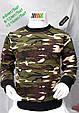 Батник юниор стильный с камуфляжным принтом на мальчика 12-16 лет купить оптом со склада 7км Одесса, фото 4
