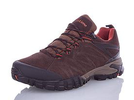 Треккинговые кроссовки Restime мужские замшевые, размеры в наличии ► [ 40 41 42 43 44 45 ]