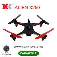 Квадрокоптер XK X250 Alien Черный