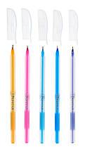 """Ручка кульк/масл """"Natural"""" синя"""