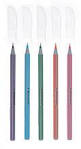 """Ручка кульк/масл """"Linear"""" синя"""