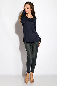 Джемпер женский 516F496 (Темно-синий)