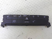Блок панель кнопок аварийной сигнализации подогрева видений mercedes w211 S211 A2118210858 2118210858, фото 1