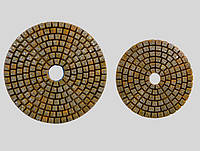 Обдирочные алмазные шлифовальные круги d125 мм, № 400