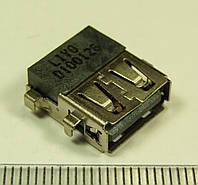 U064 USB Разъем, гнездо  для ноутбуков Acer Aspire 5742 E1-570 E1-571 5750 5755 G Z ZG 5252 5551